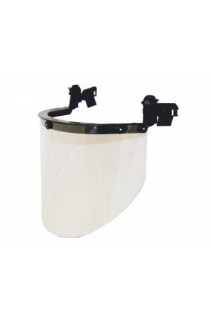 Щиток защитный лицевой с креплением на каске (1 мм.) КБТ ВИЗИОН® TITAN